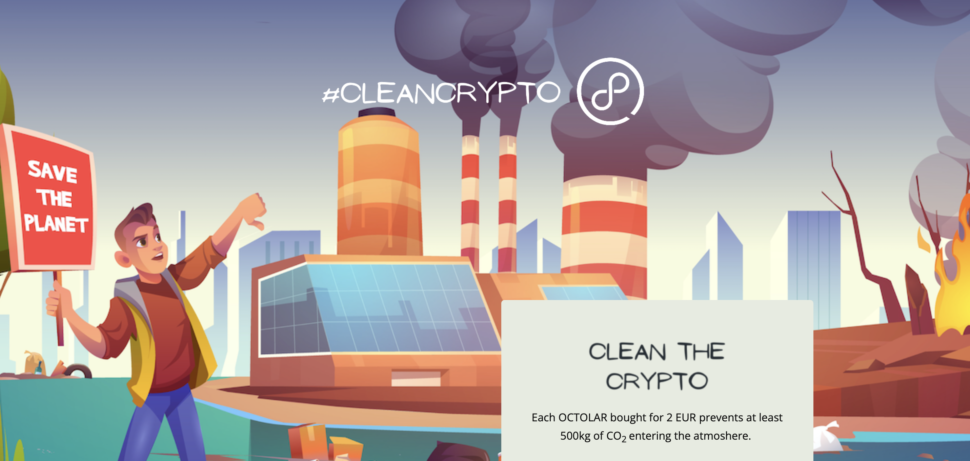 #cleanprypto